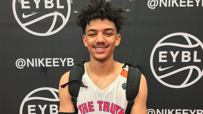 Alabama Picks up Commitment from 2019 Four-Star Guard Jaden Shackelford