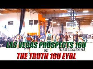 Las Vegas Prospects 16u EYBL vs The Truth 16u EYBL