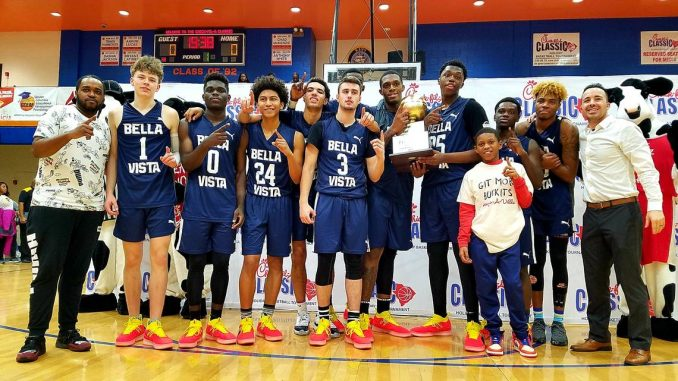 2019 WEST High School Basketball National Rankings