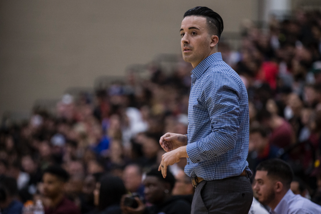 Reggie Fox Takes the Helm at Bella Vista Basketball, Coach Kyle Weaver to Develop New Prep Program